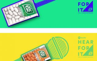 Tic Tac Mints Partners With Spotify To Launch Spotify's First Branded Live Event Series, Hear For It 4