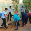 CSCEC New Administrative Capital CBD Project (P4)l in Egypt and Abdel Wahab Motawea primary plant a tree of friendship 12