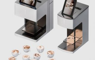 Gnfei Technology Inspires Coffee Shops to be More Creative with their Coffee Printers 3