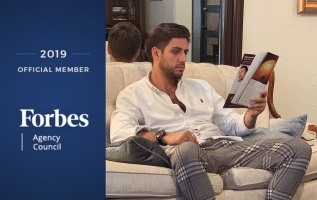 Forbes Agency Council accepted Oganes Vagramovich into Invitation – Only Community 4