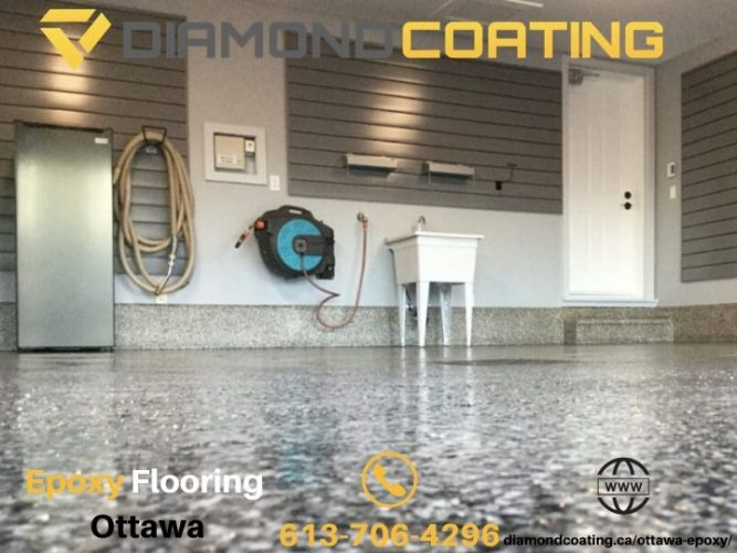 Epoxy Floor Installation Company, Diamond Coating Epoxy Flooring Ottawa, Expands Its Service To Ottawa 1