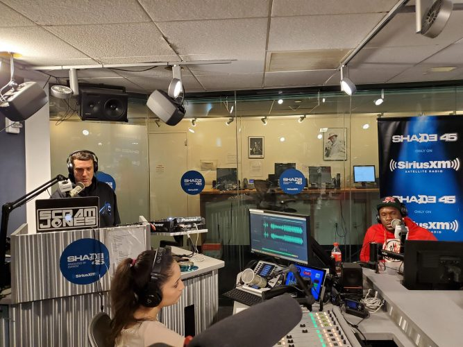 Chicago Hip Hop Artist BFL Yung Marv wraps up New York City Press Run with appearances on Shade 45, This is 50 and Ruff Ryders Radio 1
