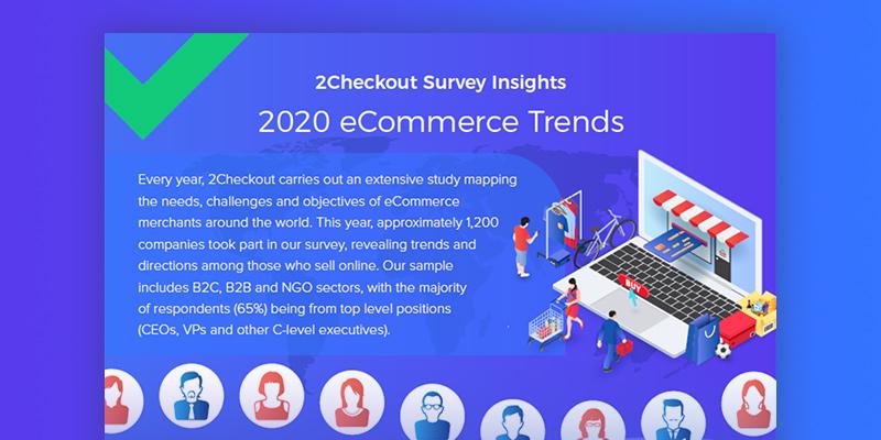 2020 eCommerce Trends – 2Checkout Survey Insights 12