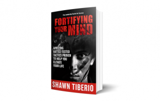 """Author Shawn Tiberio Announces New Book Release """"Fortifying Your Mind"""" 2"""