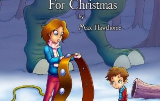 """A New Children's Book, """"I Want a Tyrannosaurus For Christmas"""" is Stomping Into Stores Just in Time For The Holiday Season 2"""