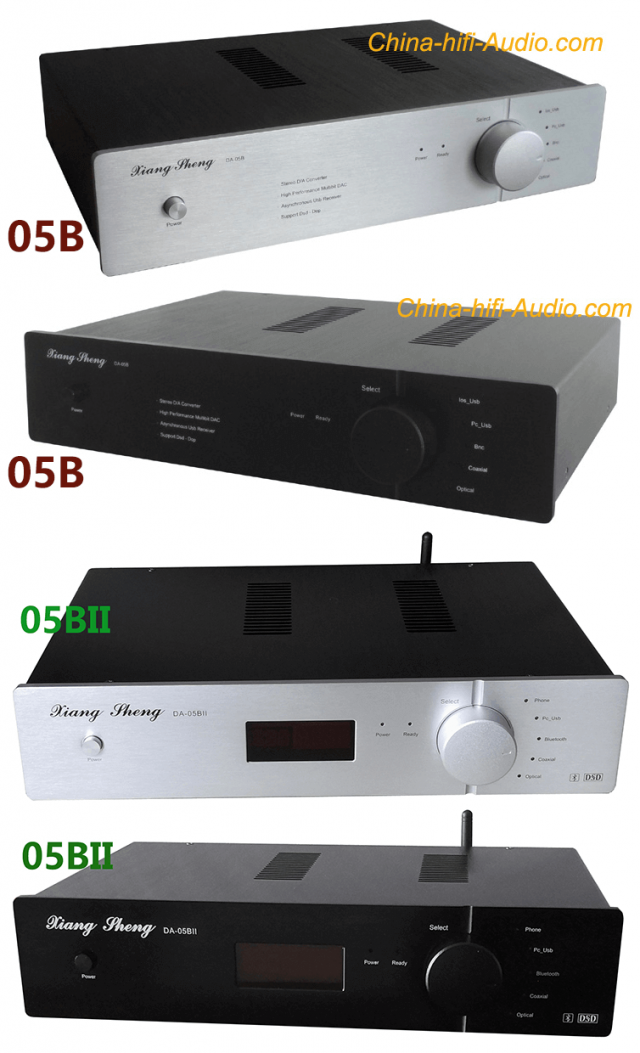 China-Hifi-Audio Announces New Products From Xiangsheng & Yaqin tube amp For Its Global Customers 1