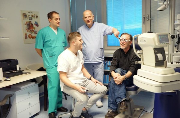 """""""My eyes no longer lie to me"""" – Tim Roth had surgery at the Svjetlost Eye Clinic in Croatia 4"""