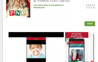 Best Christmas and New Year Mobile Apps of 2019 3
