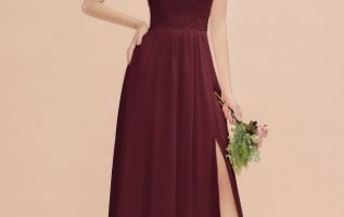 Most Popular Colors Of bridesmaid Dress for Fall Weddings 4