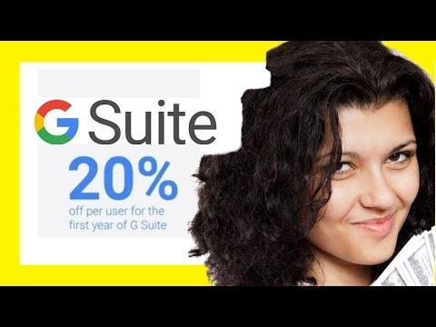 G Suite free in Desamark and the benefits of the tool 3