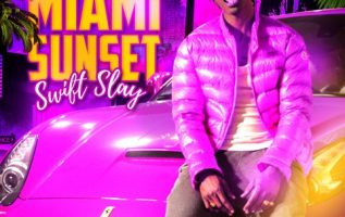 "Fast Rising Act, Swift Slay Releases New Album ""Miami Sunset"" 4"