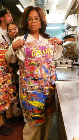 Danyaki Art & Design Launches Tastemakers Ideation Aprons for Cooking Geeks 2
