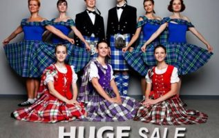 Ayaan Products is keeping the Celtic tradition alive with its tailor-made Scottish Kilts 5