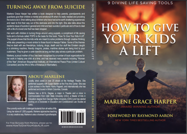 How To Give Your Kids A Lift: 9 Divine Life Saving Tools By Marlene Harper 3