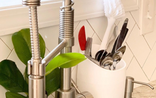 Lotsa Style Announces New Launch Of Utensil Drying Rack With Diatomite 2