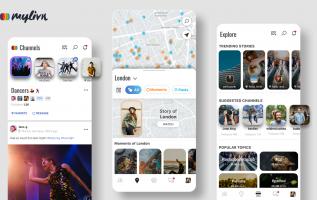 European Mylivn Raises 5.5 Million €, Launches Social Network for Next-Gen Content Creators 2