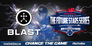 BLAST Baseball Becomes the Official Swing Analyzer and Data Provider for PROGRAM 15 and The New Balance Baseball Future Stars Series 2