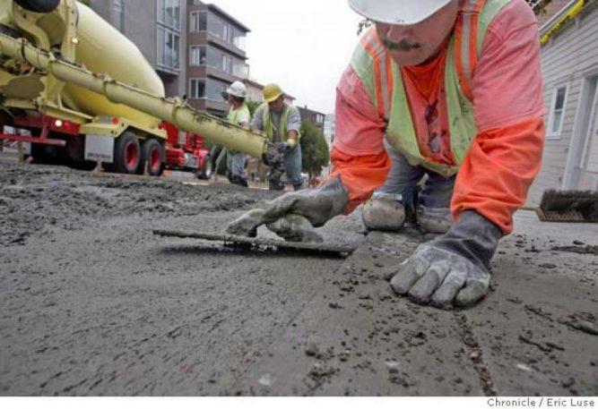 Hayward Concrete Contractor – C.C. Concrete Contractor is the First Choice as Concrete Contractors in East Bay 13