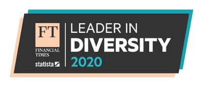 Schneider Electric included in the Top 50 for The Diversity Leaders 2020 ranking held by the Financial Times 1