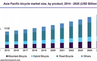 Smart Bicycle Market 2019 Global Trends, Market Share, Industry Size, Growth, Sales, Opportunities, and Market Forecast to 2025 4