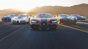 Zynga Celebrates Bugatti's 110th Anniversary with Special CSR Racing 2 Event Series 2