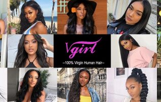 Vgirl Hair Trade Co.,Ltd Brings 100% Real Virgin Human Hair Wigs for A Woman To Choose Her Own Style 6