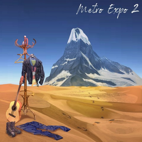 "Multi-Genre One Man Band Releases Eclectic Album, ""Metro Expo 2"" 1"