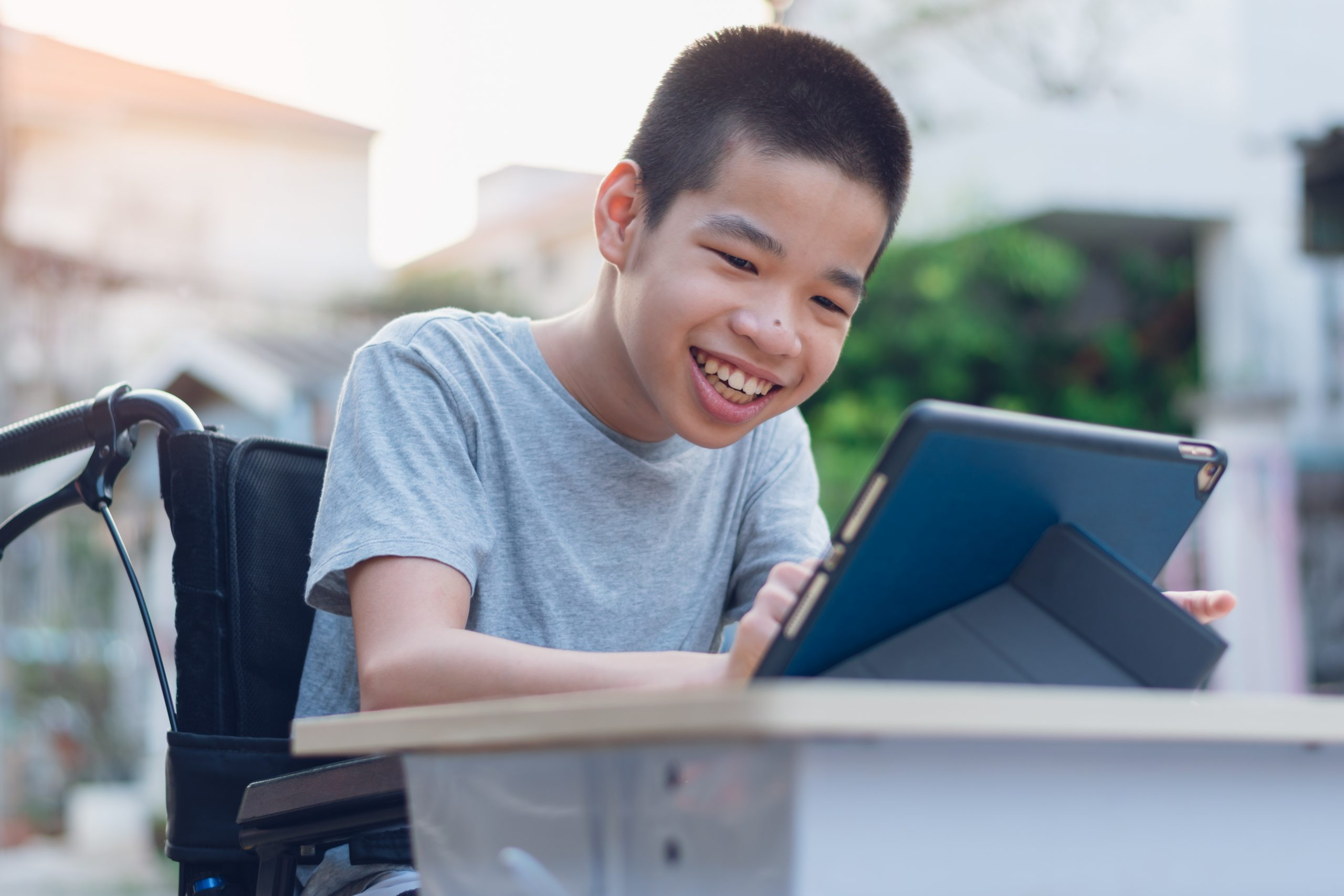 Virtual Teaching Materials Revolutionize Special Education 19