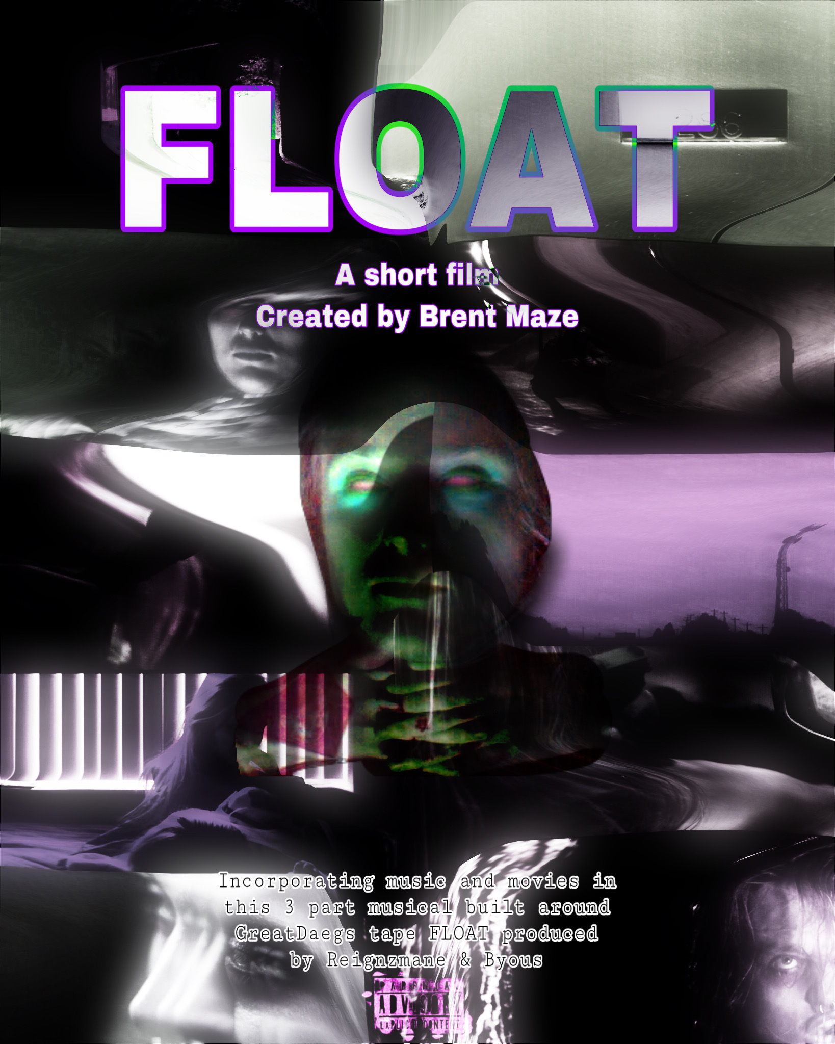 """GreatDaeg's Highly Anticipated New Short Film """"FLOAT"""" Now Available Worldwide 1"""