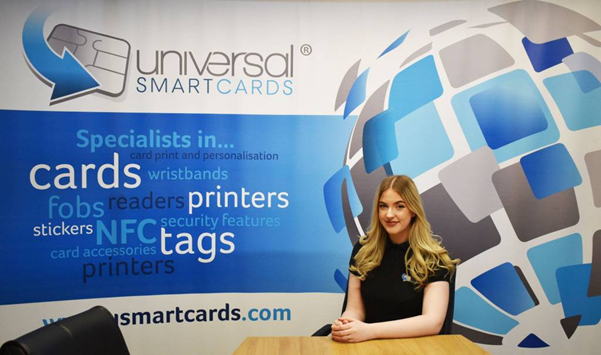 Technology Based Company, Universal Smart Cards, Invests In Staff Development through Training 1