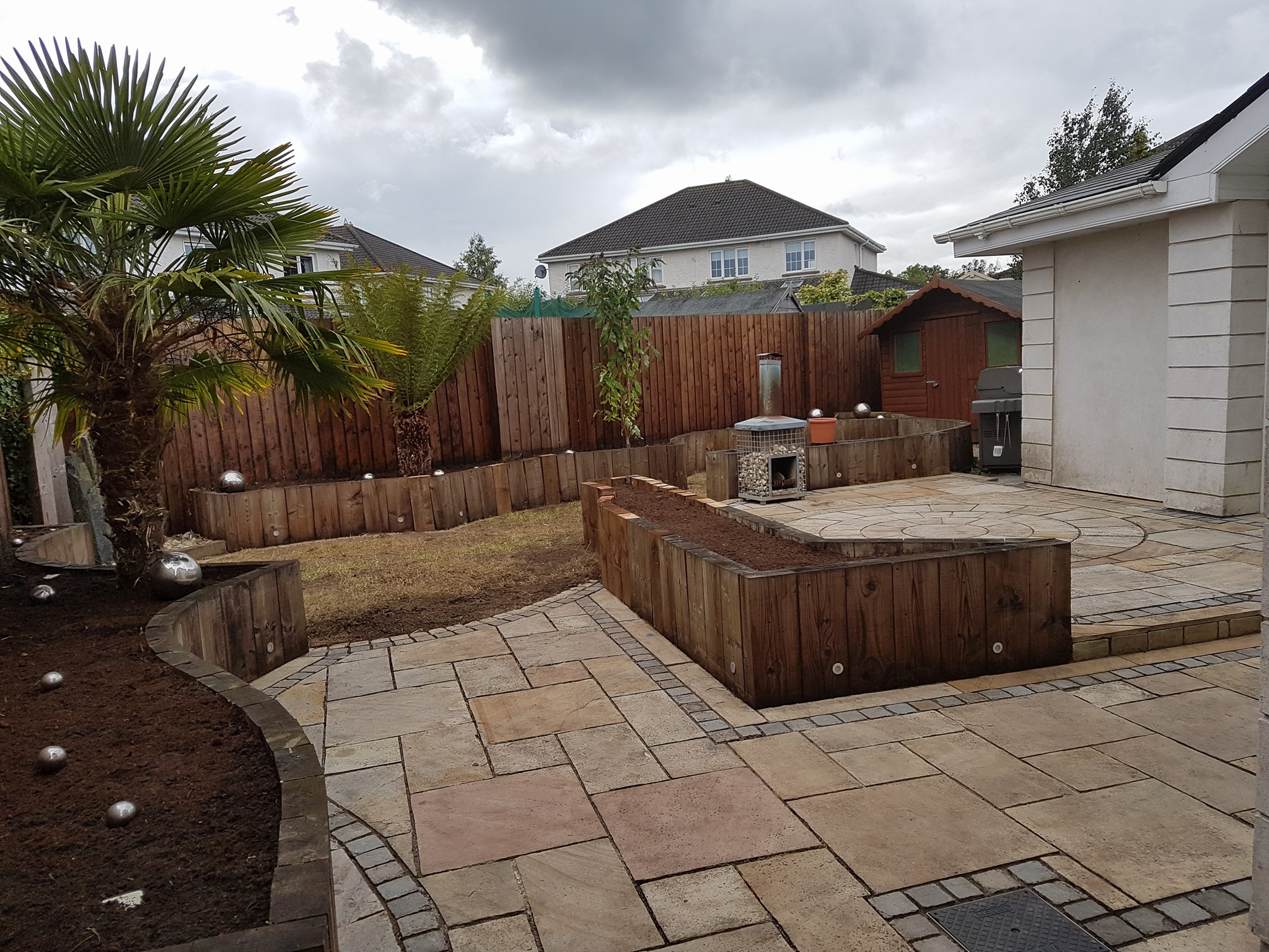 Dublin Landscaping & Gardening Company, Green Team Launches New Website to Improve Customer Relationship in Dublin, Ireland 1