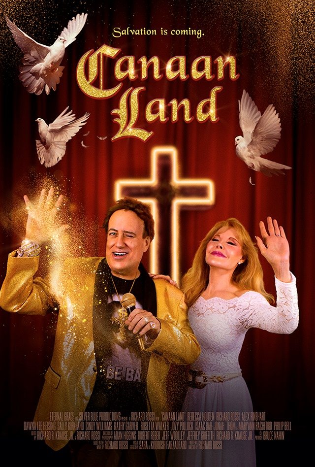 Controversial Film 'Canaan Land' by Richard Rossi Released in  Novel, Audiobook, and Film Format 1