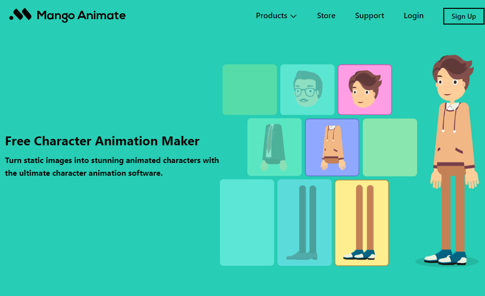 Mango Animate Will Release a Free 2D Character Animation Maker Soon 1