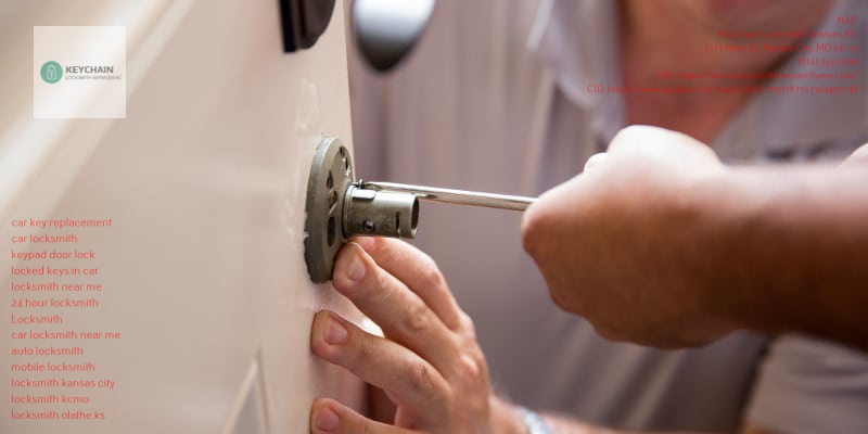 KeyChain Locksmith Services KC Discusses the Benefits of their Emergency Locksmith Services