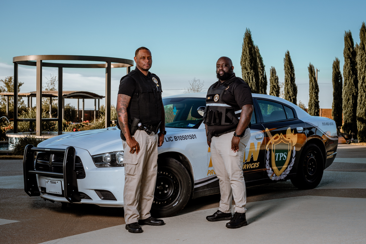Gerald Reed and Joshua Scott Are Rapidly Expanding Titan Protective Services, LLC 1