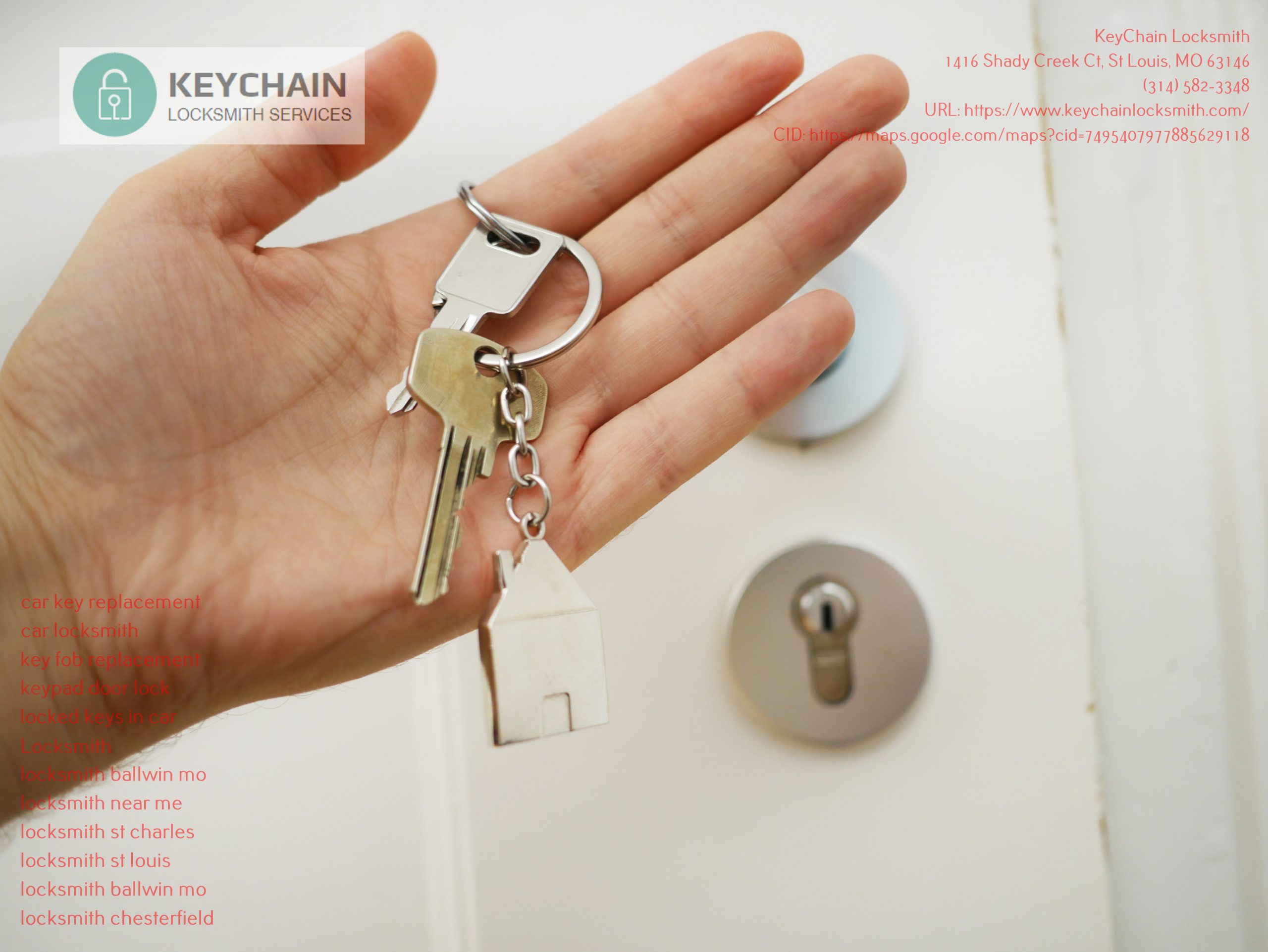 Keychain Locksmith Highlights Why They are The Highly Recommended Emergency Locksmith Service Company 1
