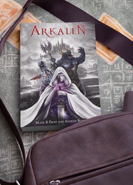 "Co-authors Mark B. Frost and Andrew Bunny Announce the Release of the Sequel to ""Arkalen"" a Sci-fi Fantasy in the Series ""Daemon's Song"" 1"