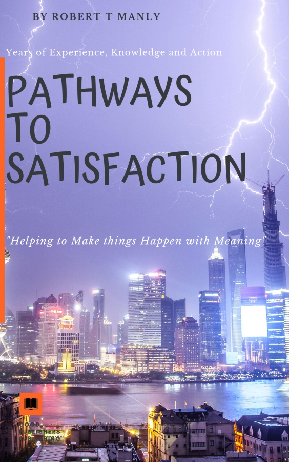 """Author and former Marine engineering Technician for the Royal Australian Navy, Robert T Manly launches a new book titled """"Pathways To Satisfaction"""" 1"""