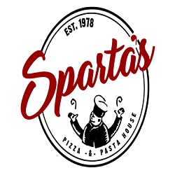Sparta's Pizza & Pasta House Offers Take and Bake Pizza 1