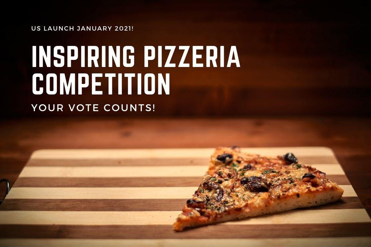 Amazing Homemade Pizza Launches Search For Most Inspirational Pizzerias In The US 1