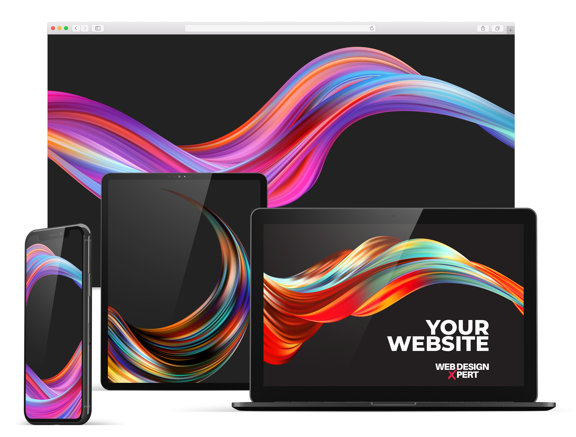 Los Angeles Web Design Agency, Web Design Xpert, Launches Affordable Custom Web Design Packages with WordPress Web Design 1