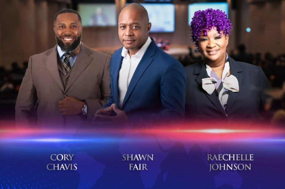 Leadership Experience Tour: Raechelle Rae Johnson and Cory Chavis Move to Greater Heights With Shawn Fair 1