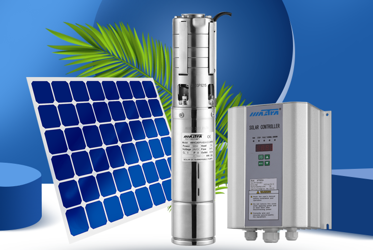 MASTRA solar water pump: a green, cost-effective option for water supply 1
