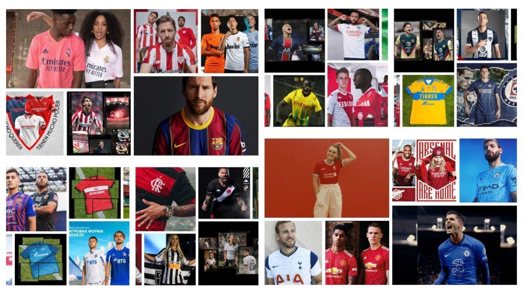 Un especial que da la vuelta al mundo: Camisetas de Futbol 2020-21 En Camisetafutboles.com 1