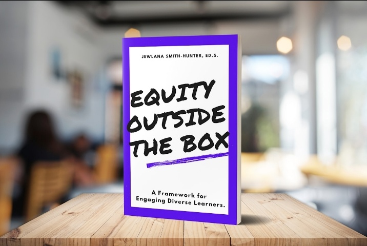 Jewlana Smith-Hunter of Equity Elevator Consulting Dissects Equity in Education In Her New Book 12