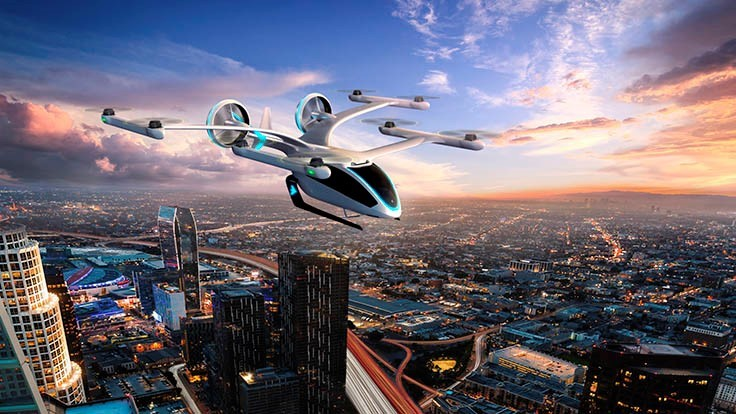 Urban Air Mobility Market Next Big Thing | Major Giants: Honeywell, Airbus, Bell helicopters, Boeing 8