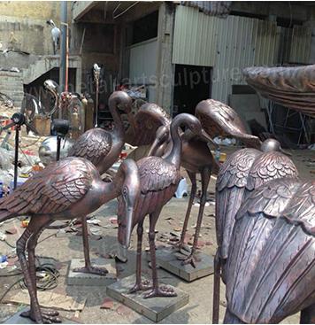 An Introduction Of The Garden Decor Sculpture 17