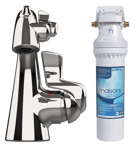 Nasoni Commences Sale of Revolutionary Single Lever Faucets on Pre Order 1