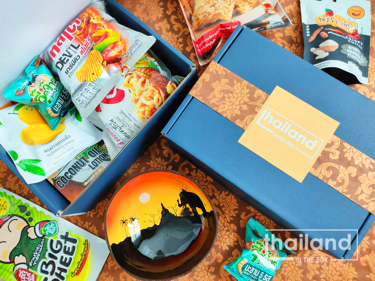 Thailand In The Box Promotes The Rich Thai Culture Through Snacks And Sweets 1