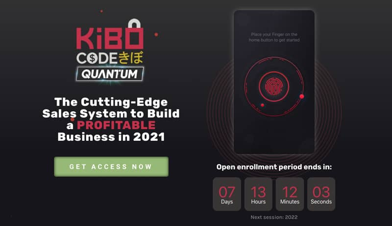 The Kibo Code Quantum Course Officially Opens For A Limited Time 1